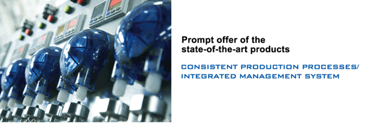 Prompt offer of the state-of-the-art products