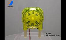 DC motor L type