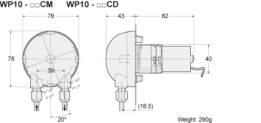 WP1100-CL