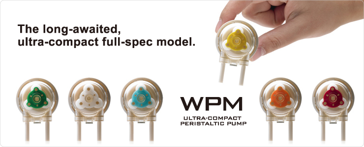 WPM 製品紹介 TOP